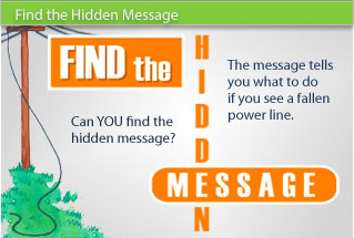 Find the Hidden Message