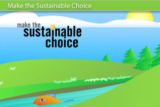 Make the Sustainable Choice